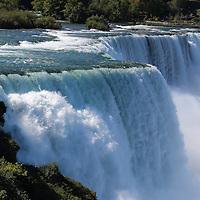 """Niagara Falls""<br /> <br /> Niagara Falls USA.<br /> <br /> Waterfalls by Rachel Cohen"