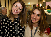 31/01/2018  retro free :  Andreea Gaica, and Alexandra Mirescu,  both from Dance Theatre Auraco at the launch of  at the launch of Wide Eyes, a unique one-off European arts extravaganza for babies and children aged 0 – 6. Hosted by Baboró, Wide Eyes will take place in Galway till Sun 4 February. This imaginative programme will feature 15 new theatre and dance shows from some of Europe's finest creators of Early Years work from Austria, Belgium, Denmark, Finland, France, Germany, Hungary, Italy, Poland, Romania, Slovenia, Spain, Sweden, UK and Ireland. For more see www.wideeyesgalway.ie<br /> <br /> Wide Eyes will welcome almost 200 artists and arts professionals from almost 20 countries to enthral and engage children over four jam-packed days. Photo:Andrew Downes, XPOSURE
