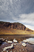 Pavey Ark & Stickle Tarn, Lake District, Cumbria, UK