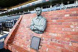 Steve Bloomer Statue at Pride Park Stadium - Mandatory by-line: Robbie Stephenson/JMP - 22/12/2018 - FOOTBALL - Pride Park Stadium - Derby, England - Derby County v Bristol City - Sky Bet Championship