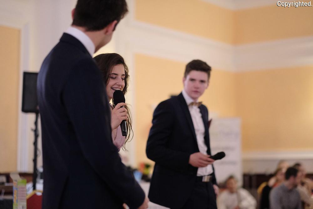 Ples gymnázia Dominika Tatraku Poprad 28. februara 2019