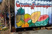 Groeten en fruit, Curaçao 2014 - Vegetables and fruit, Curaçao 2014