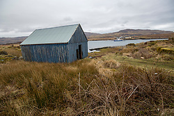 GV's of the island. Feature on the community on the island of Ulva, who have been awarded £4.4m in funding for their island buyout.