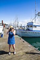 Charlston harbor. Coos Bay, Oregon.