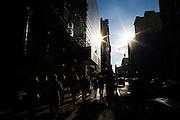 New York, New York. United States. January 20th 2008.Broadway