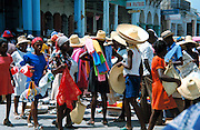 Haiti Port au Prince - Saturday Market
