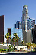 Los Angeles California Skyscrapers