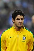 FOOTBALL - FRIENDLY GAME 2010/2011 - FRANCE v BRAZIL - 9/02/2011 - PHOTO JEAN MARIE HERVIO / DPPI - ALEXANDRE PATO (BRA)