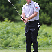 D.A. Points, USA, in action during the first round of the Travelers Championship at the TPC River Highlands, Cromwell, Connecticut, USA. 19th June 2014. Photo Tim Clayton