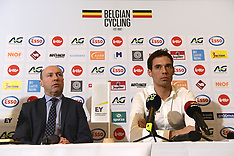 Announcing the selections for the world Cyclocross Championships - 22 January