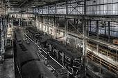 C&O Railway Shops Project