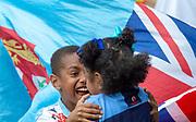 Twickenham, United Kingdom,  26th May 2019, HSBC London Sevens, played at  the RFU Stadium, Twickenham, England, <br /> © Peter SPURRIER: Intersport Images<br /> <br /> 15:35:36  26.05.19