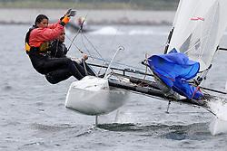 , Kiel - Kieler Woche 20. - 28.06.2015, Nacra 17 - ITA 90 - Trambailoi, Ferdinando