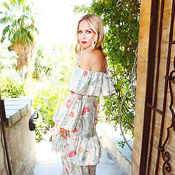 """Rachel Zoe releases a photo on Twitter with the following caption: """"""""How to throw a @RachelZoe-worthy 4th of July party: https://t.co/iqBGOwuWUY"""""""". Photo Credit: Twitter *** No USA Distribution *** For Editorial Use Only *** Not to be Published in Books or Photo Books ***  Please note: Fees charged by the agency are for the agency's services only, and do not, nor are they intended to, convey to the user any ownership of Copyright or License in the material. The agency does not claim any ownership including but not limited to Copyright or License in the attached material. By publishing this material you expressly agree to indemnify and to hold the agency and its directors, shareholders and employees harmless from any loss, claims, damages, demands, expenses (including legal fees), or any causes of action or allegation against the agency arising out of or connected in any way with publication of the material."""