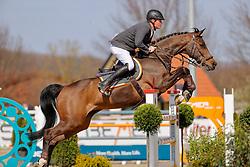 HAGEN a.T.W. - Horses and Dreams meets Japan Sports Edition 2021<br /> <br /> WERNKE Jan (GER), Queen Mary 10<br /> Preis der LVM Versicherung AG<br /> Qualifikation zur Wertungsprüfung der BEMER Riders Tour 2021<br /> CSI 2* mit Stechen 1,45<br /> <br /> Hagen a.T.W., Hof Kasselmann<br /> 23. April 2021<br /> © www.sportfotos-lafrentz.de/Stefan Lafrentz