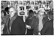 PATRICK HERON; RICHARD HAMILTON, JOHN PIPER PRIVATE VIEW. TATE, 28 November 1983. SUPPLIED FOR ONE-TIME USE ONLY> DO NOT ARCHIVE. © Copyright Photograph by Dafydd Jones 248 Clapham Rd.  London SW90PZ Tel 020 7820 0771 www.dafjones.com