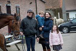 Dekens Erik, BEL, Dekens Frederik, veulen van Chaiton F Z<br /> Hengstenhouderij Dekens - Kester 2017<br /> © Dirk Caremans<br /> 26/02/17