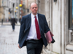 © Licensed to London News Pictures. 15/03/2021. London, UK. Chief Medical Officer for England CHRIS WHITTY is seen in Westminster, London. Parts of Europe are re-entering lockdown following increased infection rates of COVID-19. Photo credit: Ben Cawthra/LNP