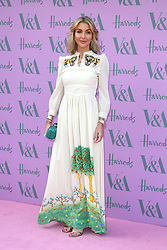 attends the V&A Summer Party in London, UK. 20 Jun 2018 Pictured: Helen David. Photo credit: Fred Duval/MEGA TheMegaAgency.com +1 888 505 6342