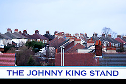 A general view of Prenton Park, home of Tranmere Rovers  - Mandatory by-line: Robbie Stephenson/JMP - 11/02/2020 - FOOTBALL - Prenton Park - Birkenhead, England - Tranmere Rovers v Bristol Rovers - Sky Bet League One