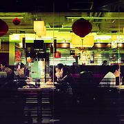 Dining, Hong Kong, China (January 2006)
