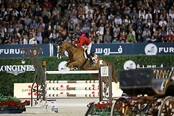 Sprunger Janika, (SUI), Bonne Chance Cw<br /> Final<br /> Furusiyya FEI Nations Cup Jumping Final - Barcelona 2015<br /> © Dirk Caremans<br /> 26/09/15