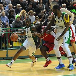 20150208: SLO, Basketball - ABA League 2014/15, KK Krka vs KK Crvena Zvezda