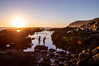 Rock Pools, Garden Route South Africa
