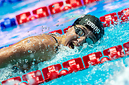 DI LIDDO Elena Italy ITA<br /> Gwangju South Korea 21/07/2019<br /> Swimming 4x100 freestyle relay men<br /> 18th FINA World Aquatics Championships<br /> Nambu University Aquatics Center <br /> Photo © Giorgio Scala / Deepbluemedia / Insidefoto