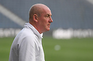 QPR manager Mark Warburton during the EFL Sky Bet Championship match between West Bromwich Albion and Queens Park Rangers at The Hawthorns, West Bromwich, England on 24 September 2021.