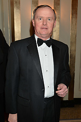 Horse racing pundit and broadcaster JIM MCGRATH at the 24th Cartier Racing Awards held at The Dorchester, Park Lane, London on 11th November 2014.