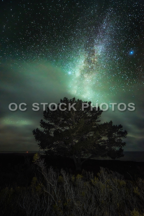 Montana de Oro State Park at Nigh