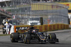 June 9, 2019 - Montreal, Canada - Motorsports: FIA Formula One World Championship 2019, Grand Prix of Canada, ..#8 Romain Grosjean (FRA, Rich Energy Haas F1 Team) (Credit Image: © Hoch Zwei via ZUMA Wire)