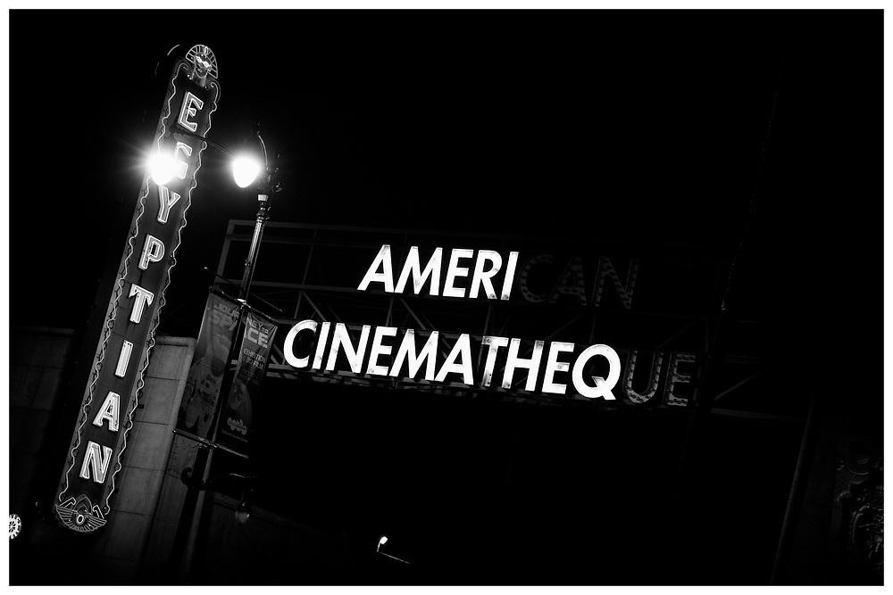 LA Noir: Hollywood Boulevard at Night - American Cinematheque