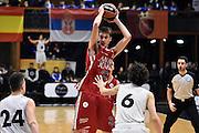 DESCRIZIONE : Roma Adidas Next Generation Tournament 2015 Armani Junior Milano Unipol Banca Bologna<br /> GIOCATORE : Michele D'Ambrosio<br /> CATEGORIA : passaggio<br /> SQUADRA : Armani Junior Milano<br /> EVENTO : Adidas Next Generation Tournament 2015<br /> GARA : Armani Junior Milano Unipol Banca Bologna<br /> DATA : 29/12/2015<br /> SPORT : Pallacanestro<br /> AUTORE : Agenzia Ciamillo-Castoria/GiulioCiamillo<br /> Galleria : Adidas Next Generation Tournament 2015<br /> Fotonotizia : Roma Adidas Next Generation Tournament 2015 Armani Junior Milano Unipol Banca Bologna<br /> Predefinita :