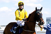 Cooperess ridden by Rossa Ryan trained by Adrian Wintle - Mandatory by-line: Robbie Stephenson/JMP - 22/07/2020 - HORSE RACING - Bath Racecoure - Bath, England - Bath Races