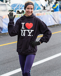 NYC Marathon, Blake Russell