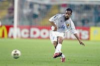 FOTBALL - CONFEDERATIONS CUP 2003 - GROUP A - JAPAN v COLOMBIA  - 030622 - ALESSANDRO SANTOS (JAP) - PHOTO JEAN MARIE HERVIO / DIGITALSPORT
