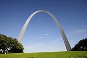 The St. Louis Arch Friday August 17,2012.© Suzi Altman.