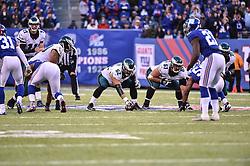 during the game at MetLife Stadium on Nov 6, 2016 in East Rutherford, N.J.. (Photo by John Geliebter/Philadelphia Eagles)