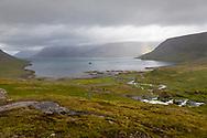 Dynjandi Waterfall, Westfjords, Iceland