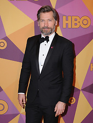 07 January 2018 - Beverly Hills, California - Nikolaj Coster-Waldu. 2018 HBO Golden Globes After Party held at The Beverly Hilton Hotel in Beverly Hills. Photo Credit: Birdie Thompson/AdMedia