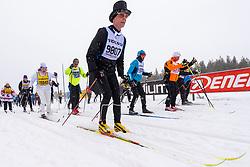 03-03-2019 SWE: Vasaloppet Challenge BvdGF, MoraThe final challenge The Vasaloppet from Salen to Mora.