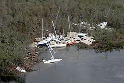 September 14, 2017 - Duck Key, Florida, U.S. - Hurricane Irma hit the Florida Keys.  (Credit Image: © Mike Stocker/Sun-Sentinel via ZUMA Wire)