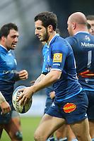 Julen Dumora - 03.01.2015 - Castres / La Rochelle - 15eme journee de Top 14 - <br />Photo : Laurent Frezouls / Icon Sport