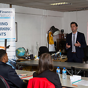 13.09.17.            <br /> Aviation Finance Finuas Network, Introduction To Aviation Leasing, Air Ventures, Shannon. <br />  Pictured is Don Salmon, Head of Aircraft Leasing Services, CAE Parc Aviation. Picture: Alan Place