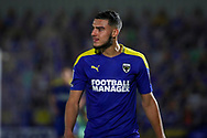 AFC Wimbledon defender Nesta Guinness-Walker (18) walking off pitch during the EFL Sky Bet League 1 match between AFC Wimbledon and Peterborough United at Plough Lane, London, United Kingdom on 2 December 2020.