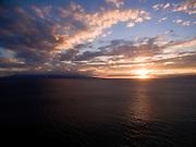 Kaanapali sunset, Maui