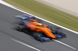 February 26, 2019 - Barcelona, Catalonia, Spain - the McLaren of Lando Norris during the Formula 1 test in Barcelona, on 26th February 2019, in Barcelona, Spain. (Credit Image: © Joan Valls/NurPhoto via ZUMA Press)