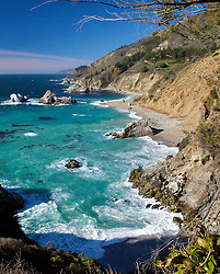 Big Sur Coast and the Pacific Coast Highway,